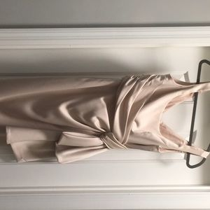 Maggie London gold cocktail dress size 6